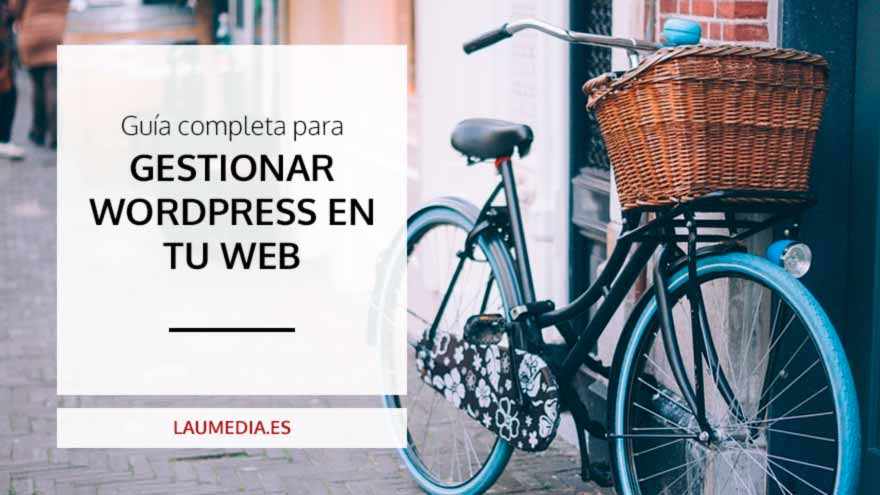 Tutorial para utilizar WordPress