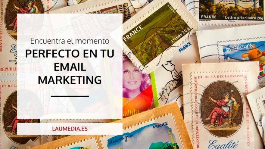 Cuándo enviar tu newsletter: 5 claves para mejorar tu email marketing