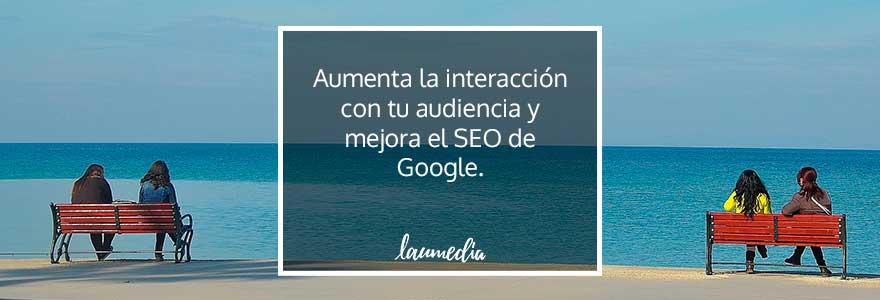 Mejora el SEO de Google con tu marketing de contenidos