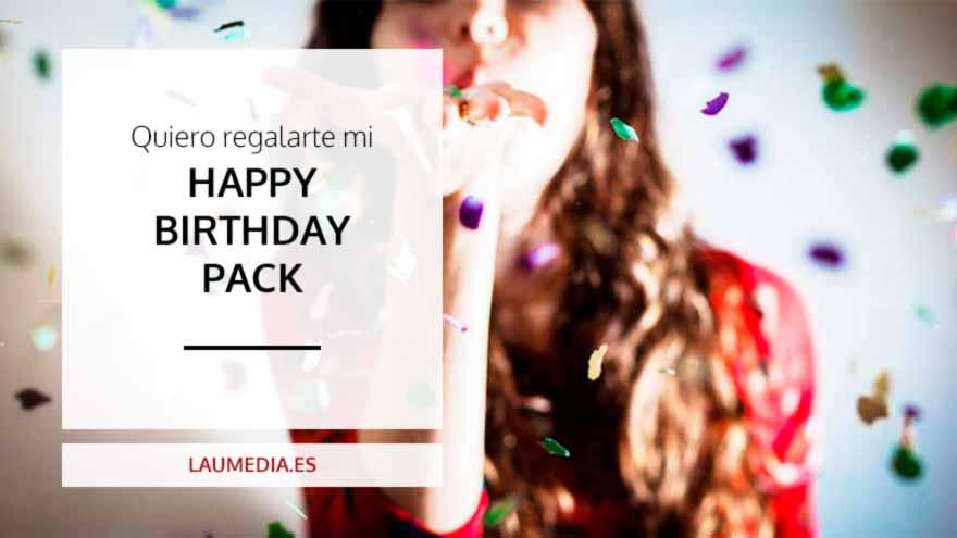 Un 30 para mí, un 30 para ti –  Happy Birthday Pack
